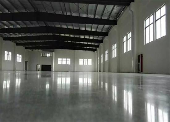 丽固地坪案例项目:张家港梁丰集团食品有限公司