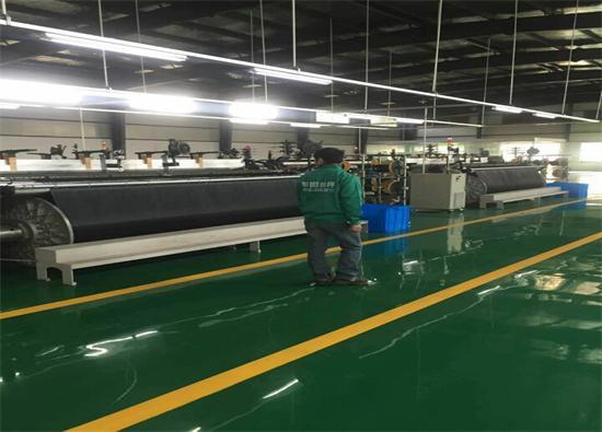丽固地坪案例项目:吴江凯灵喷织集团