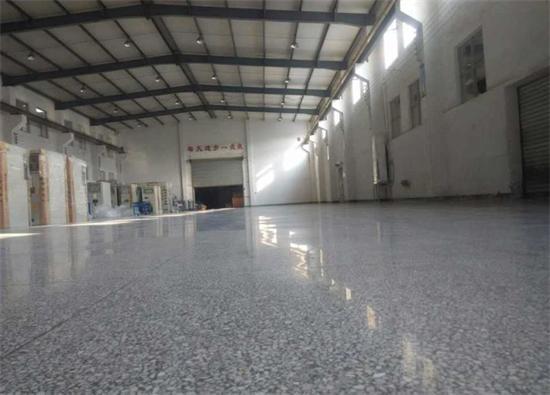 丽固地坪案例项目:苏州浩君自动化设备科技有限公司