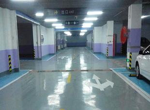 薄涂型水性环氧树脂地坪