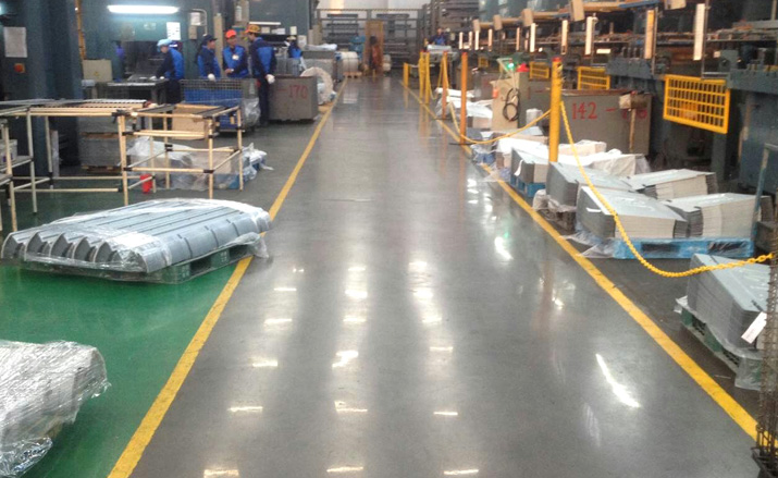 无色钢化剂(固化剂)硬化地坪