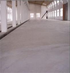 无色水泥自流平地坪