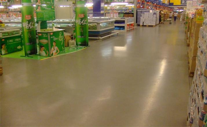 彩色钢化剂(硬化剂)地坪