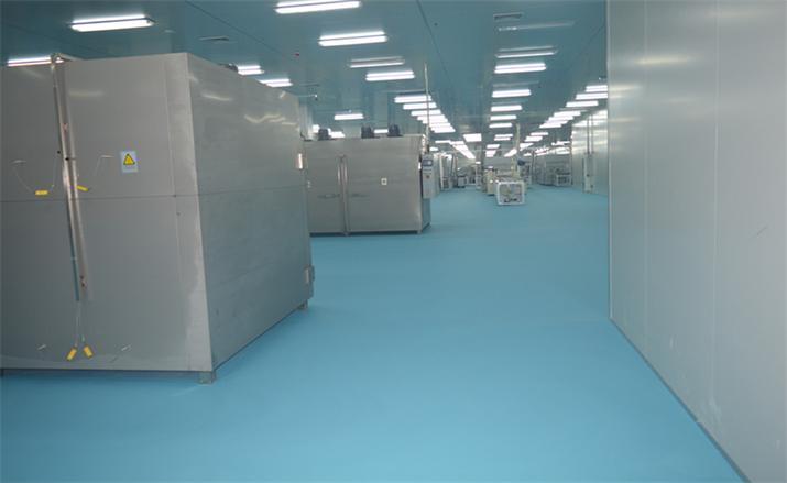 自流平水性环氧树脂地坪