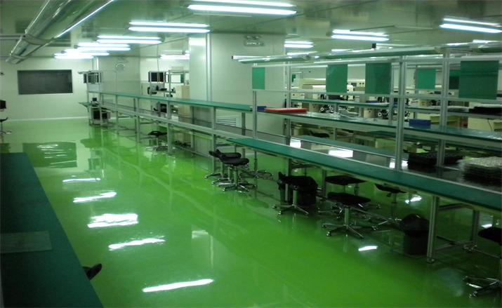防静电油性环氧树脂地坪